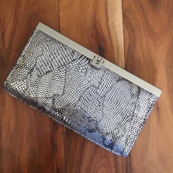 Target Handbags - 💥🆓💥🆕💥TARGET Silver Fashion Wallet